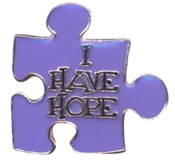 I have Hope Pin